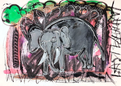 Le dernier éléphant