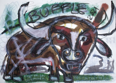 Year of the buffalo